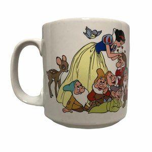 Walt Disney Snow White & the Seven Dwarfs Mug